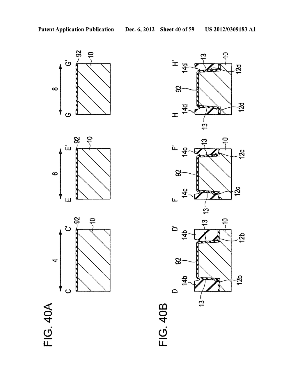 SEMICONDUCTOR DEVICE AND METHOD OF MANUFACTURING THE SAME - diagram, schematic, and image 41