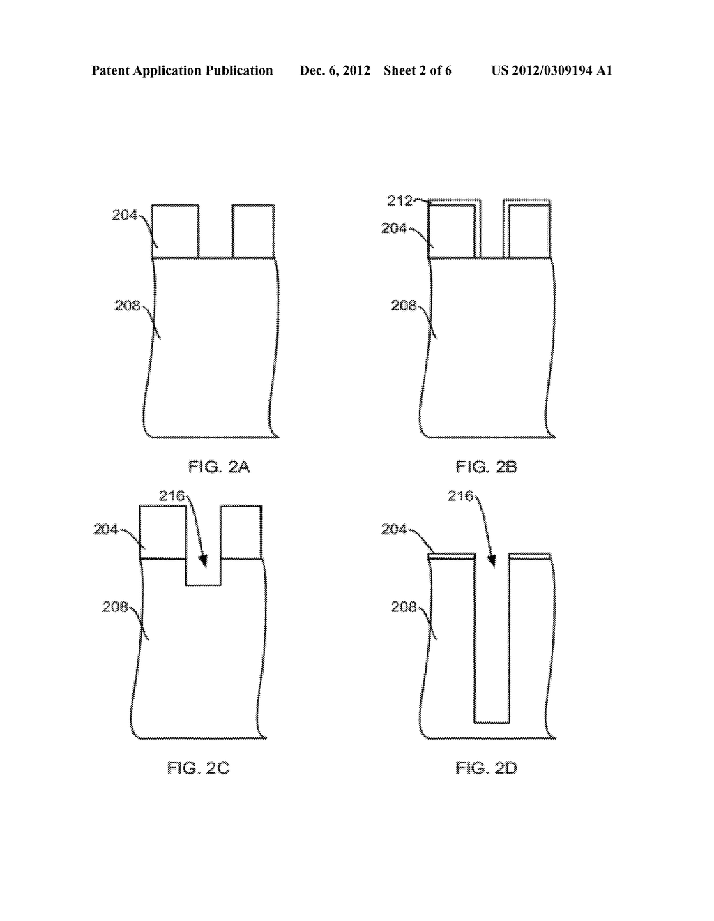 METHOD FOR PROVIDING HIGH ETCH RATE - diagram, schematic, and image 03