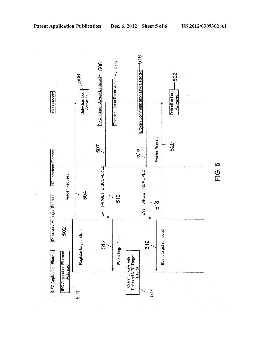 Wireless Communication Device for Providing at Least One Near Field     Communication Service - diagram, schematic, and image 06