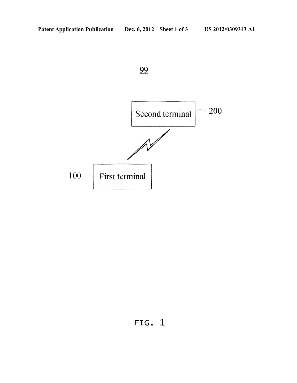 COMMUNICATION TERMINAL AND PAIRING METHOD THEREOF - diagram, schematic, and image 02