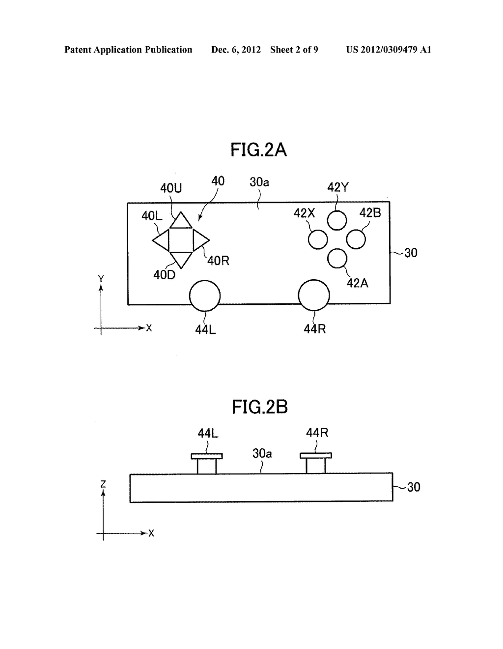 GAME DEVICE, METHOD OF CONTROLLING A GAME DEVICE, AND INFORMATION STORAGE     MEDIUM - diagram, schematic, and image 03