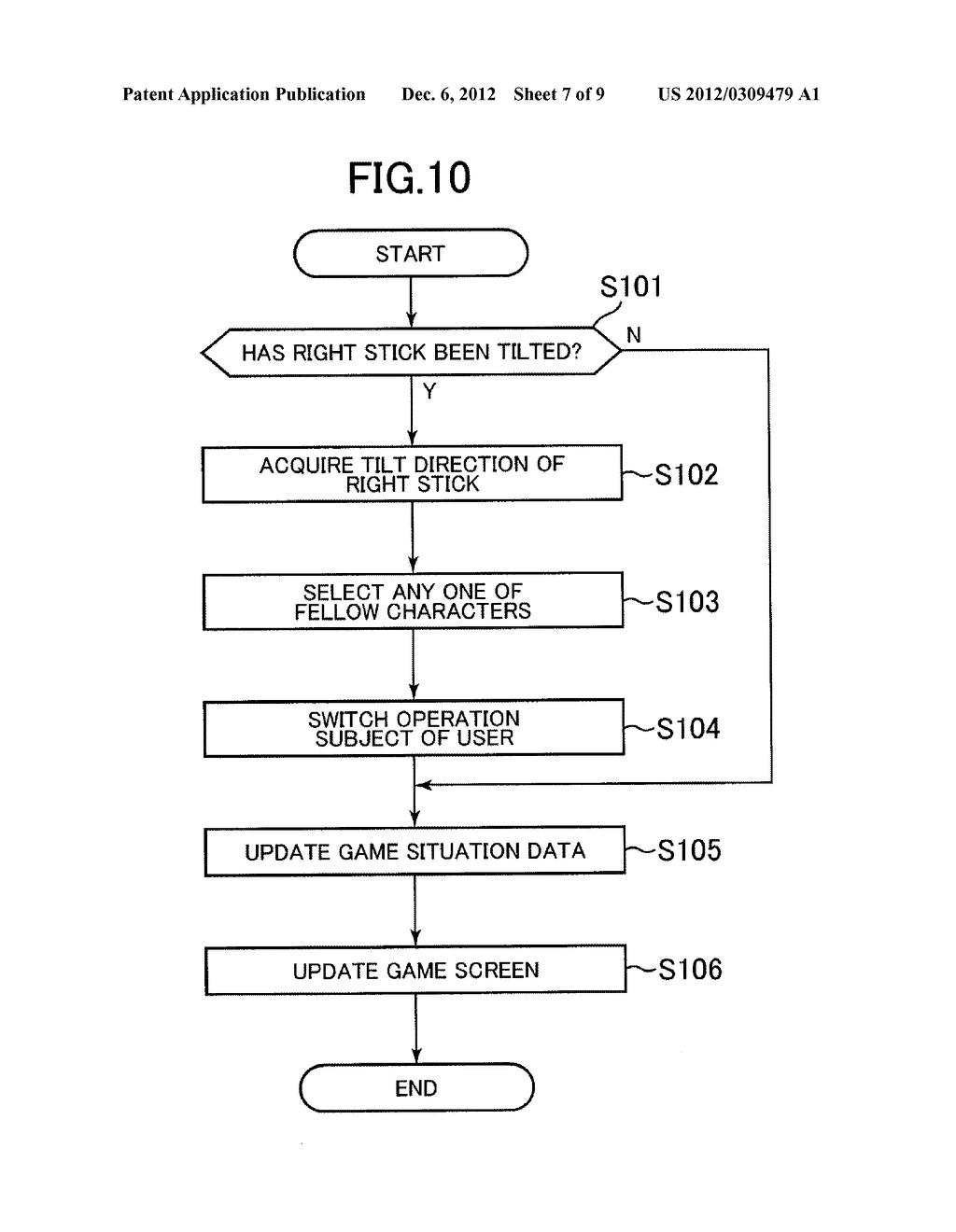 GAME DEVICE, METHOD OF CONTROLLING A GAME DEVICE, AND INFORMATION STORAGE     MEDIUM - diagram, schematic, and image 08