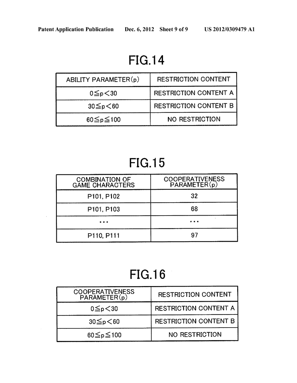 GAME DEVICE, METHOD OF CONTROLLING A GAME DEVICE, AND INFORMATION STORAGE     MEDIUM - diagram, schematic, and image 10