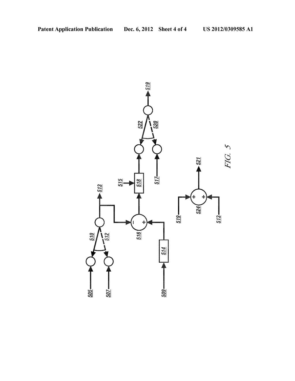 METHOD AND APPARATUS FOR EXECUTING A TRANSMISSION SHIFT IN A POWERTRAIN     SYSTEM INCLUDING A TORQUE MACHINE AND AN ENGINE - diagram, schematic, and image 05