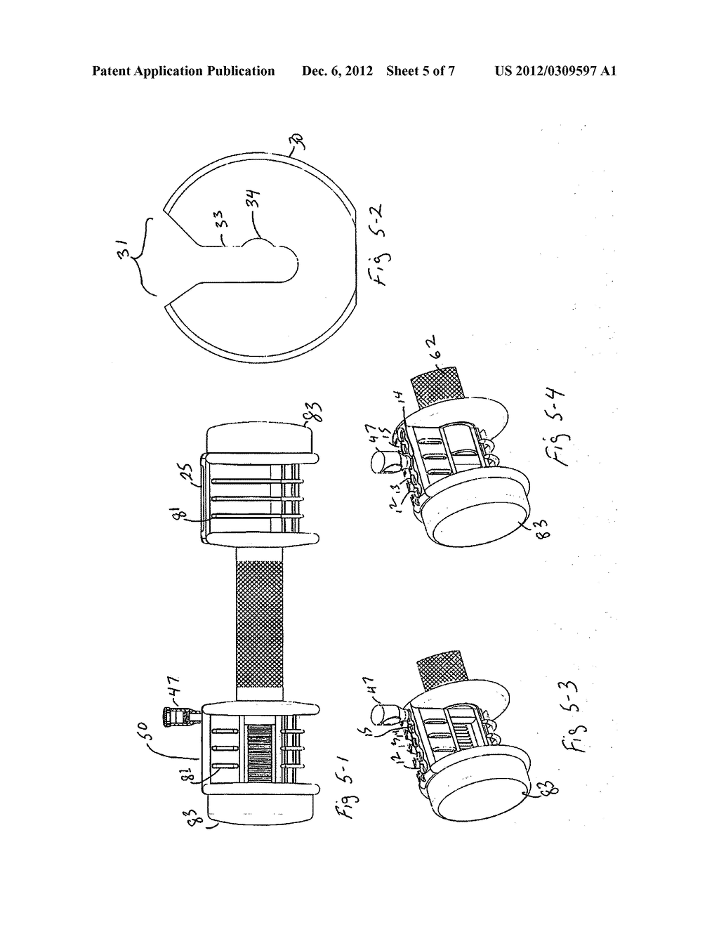 DUMBBELL GLIDE APPARATUS WITH WEIGHT ADJUSTING KEY - diagram, schematic, and image 06
