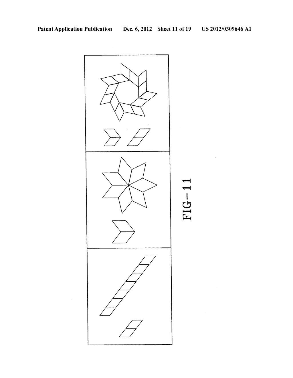 RNA COMPLEXES, METHODS OF THEIR PRODUCTION AND SENSORS AND ANALYTICAL     METHODS INVOLVING SAME - diagram, schematic, and image 12