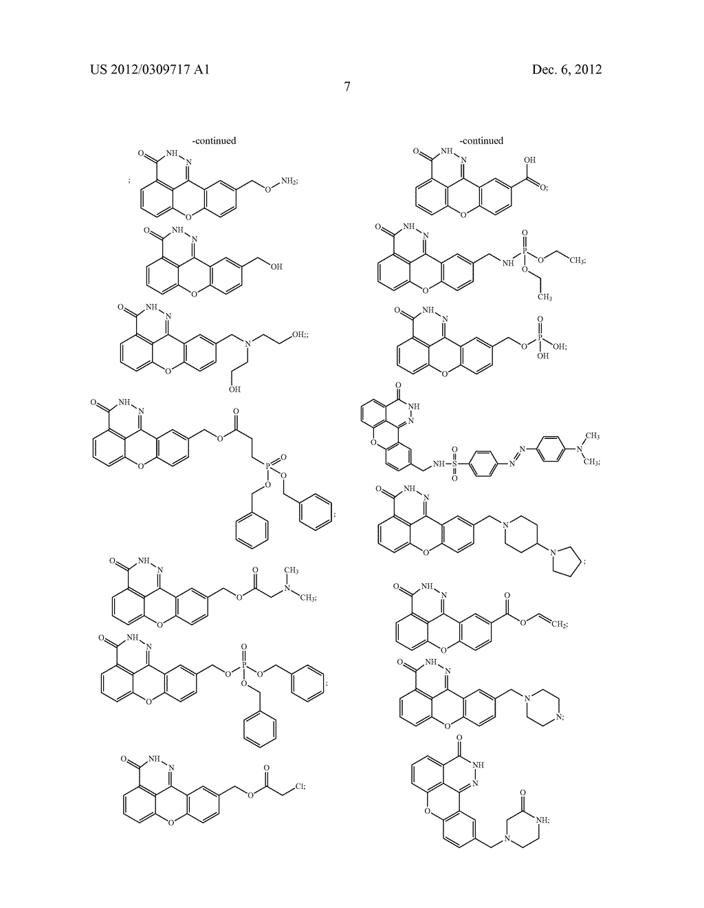 COMPOUNDS, METHODS AND PHARMACEUTICAL COMPOSITIONS FOR INHIBITING PARP - diagram, schematic, and image 09