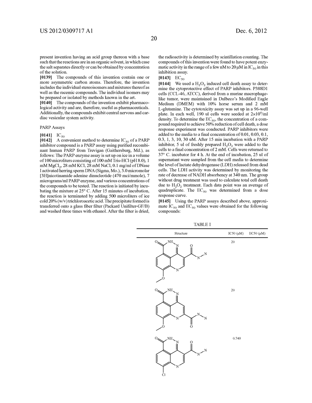 COMPOUNDS, METHODS AND PHARMACEUTICAL COMPOSITIONS FOR INHIBITING PARP - diagram, schematic, and image 22