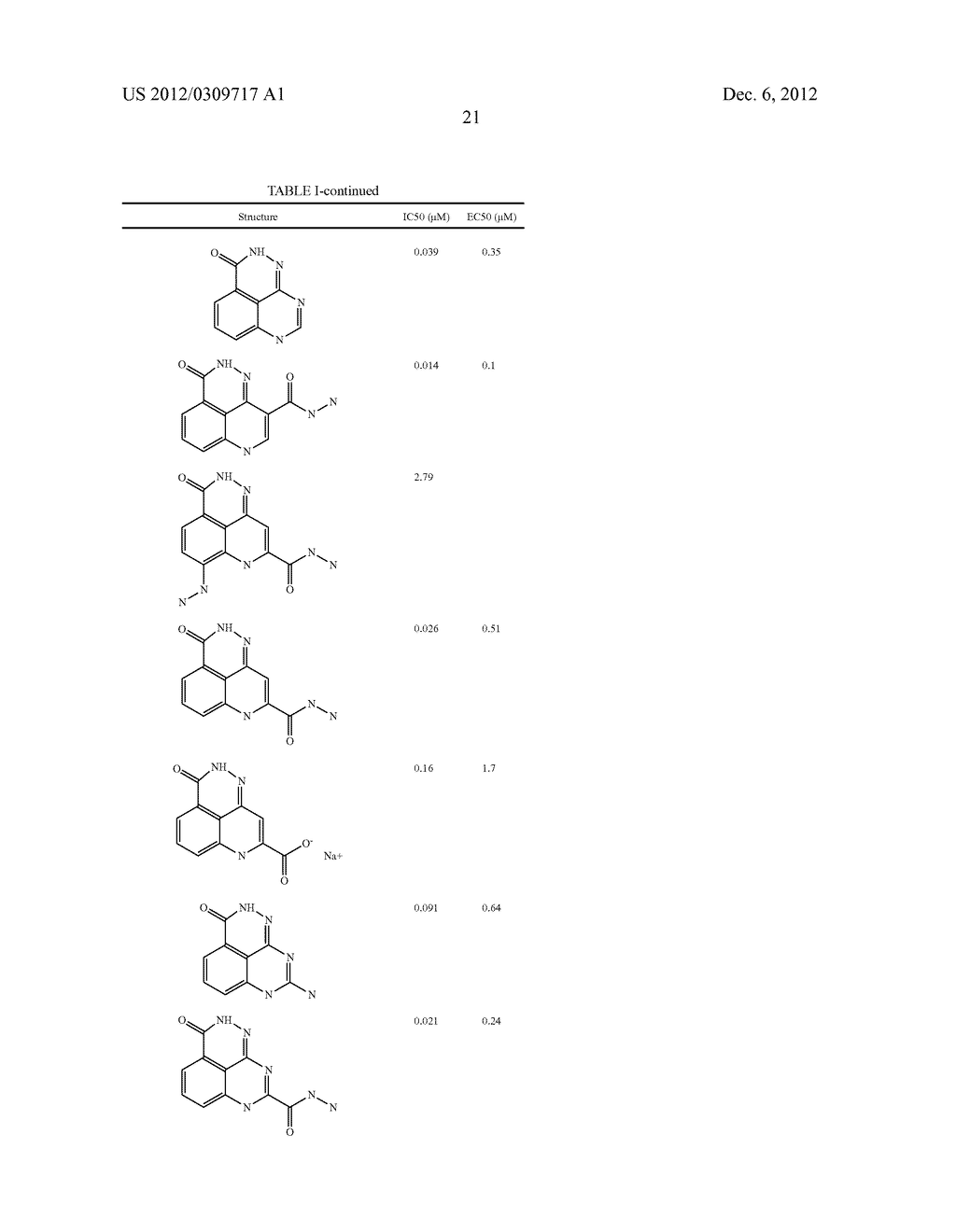 COMPOUNDS, METHODS AND PHARMACEUTICAL COMPOSITIONS FOR INHIBITING PARP - diagram, schematic, and image 23