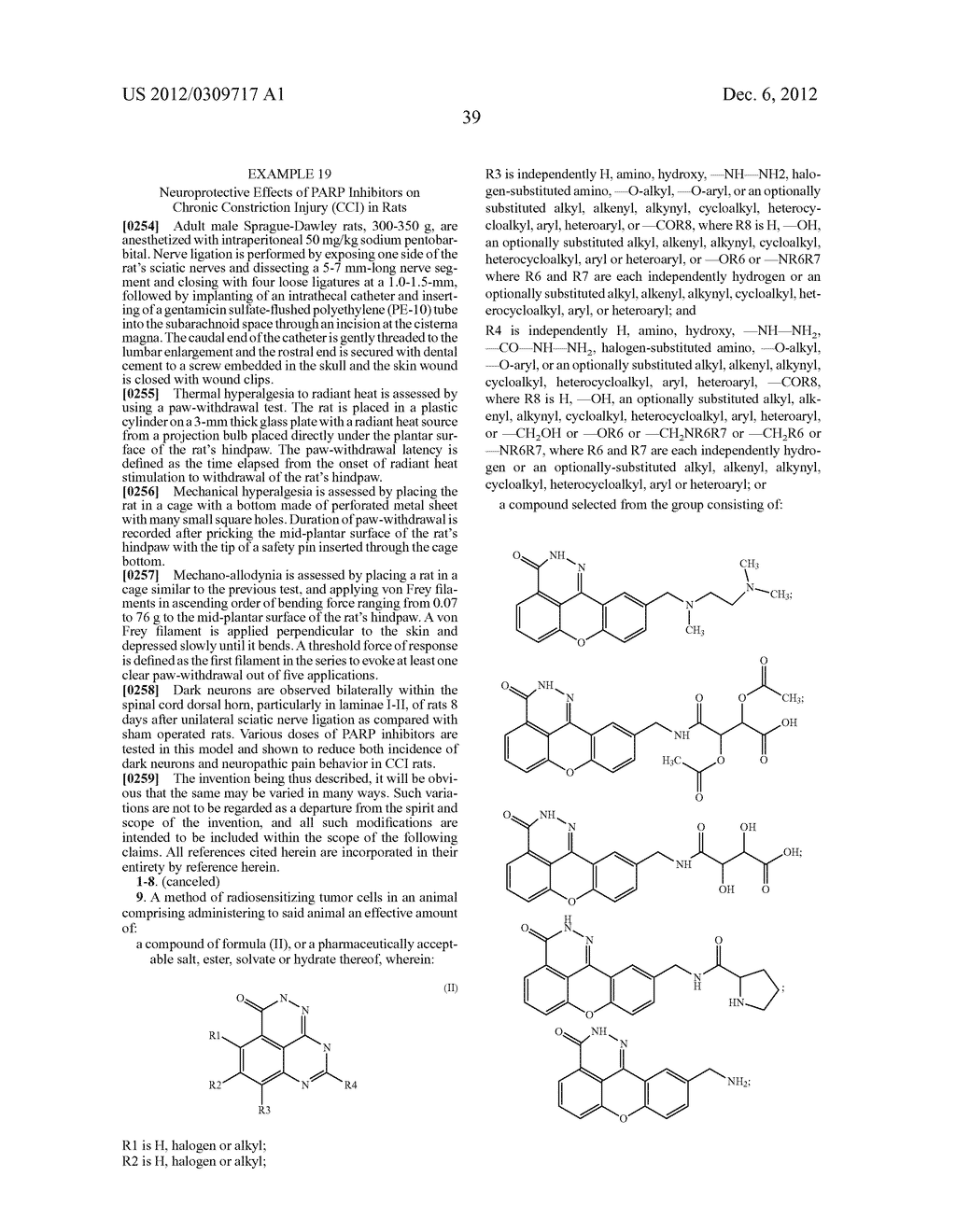 COMPOUNDS, METHODS AND PHARMACEUTICAL COMPOSITIONS FOR INHIBITING PARP - diagram, schematic, and image 41