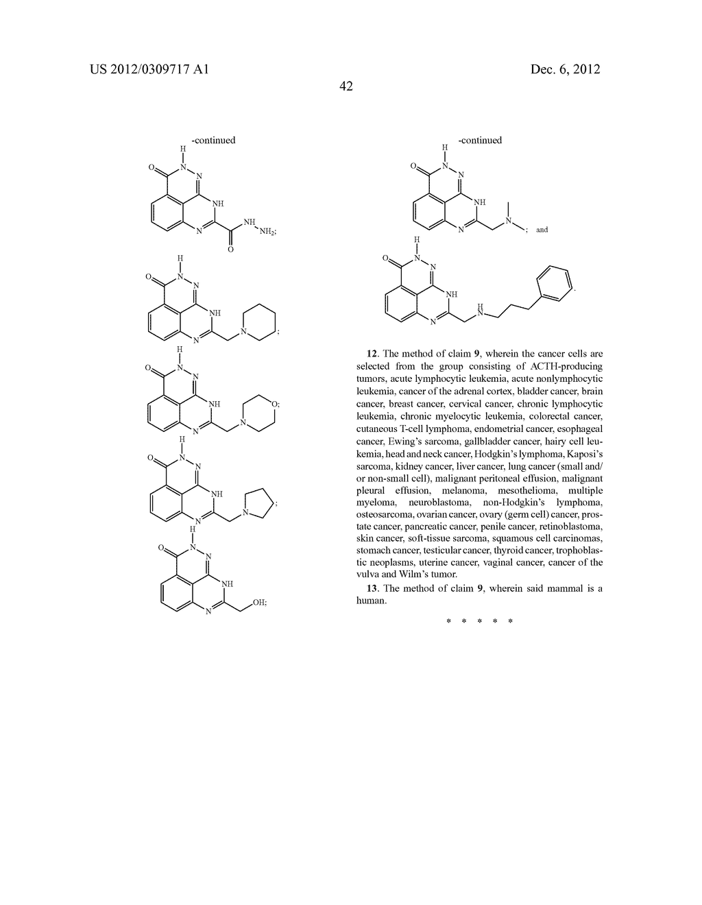 COMPOUNDS, METHODS AND PHARMACEUTICAL COMPOSITIONS FOR INHIBITING PARP - diagram, schematic, and image 44