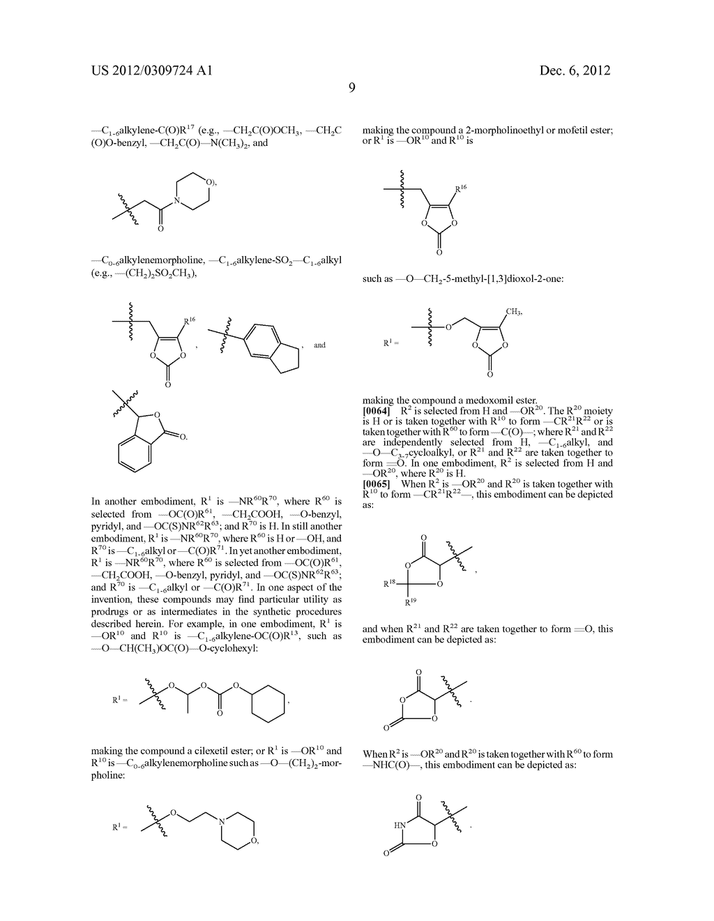 NEPRILYSIN INHIBITORS - diagram, schematic, and image 10