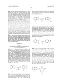 Fused and Spirocycle Compounds and the Use Thereof diagram and image