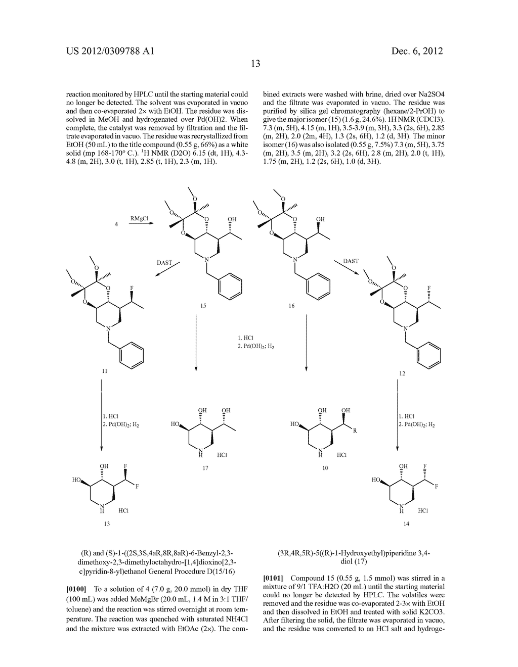 Method for Treating Alzheimer's Disease Using Pharmacological Chaperones     To Increase The Activity of Gangliosidases - diagram, schematic, and image 22