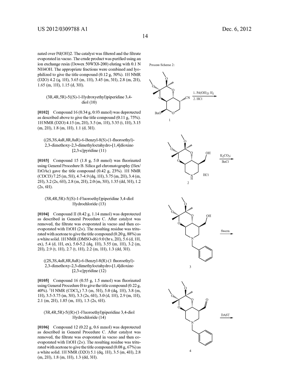 Method for Treating Alzheimer's Disease Using Pharmacological Chaperones     To Increase The Activity of Gangliosidases - diagram, schematic, and image 23
