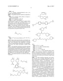 Polymers containing heterocyclic 3-ring compounds and iodine-containing     compounds diagram and image