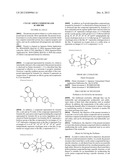 CYCLIC AMINE COMPOUND AND ACARICIDE diagram and image