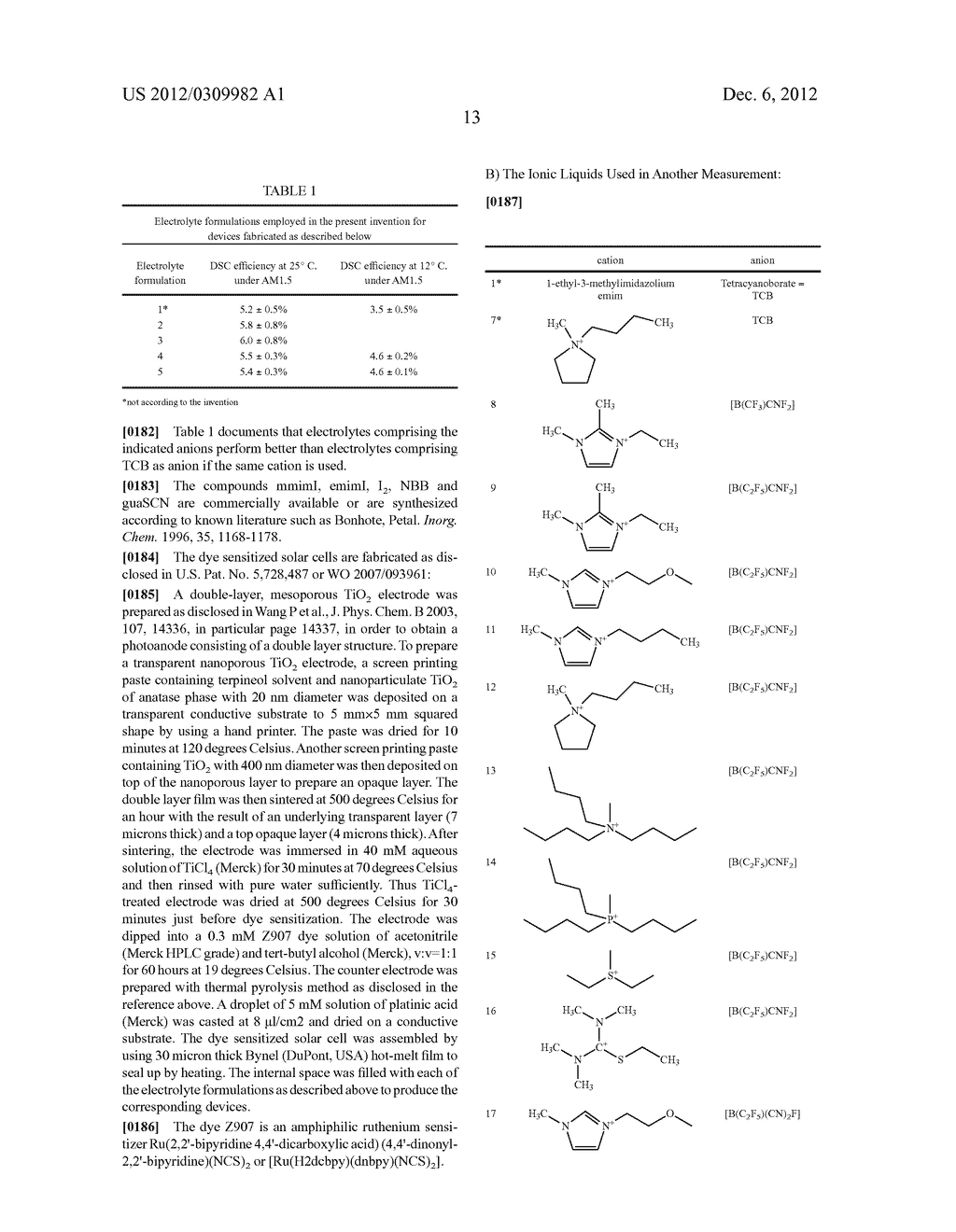 ELECTROLYTE FORMULATIONS - diagram, schematic, and image 17