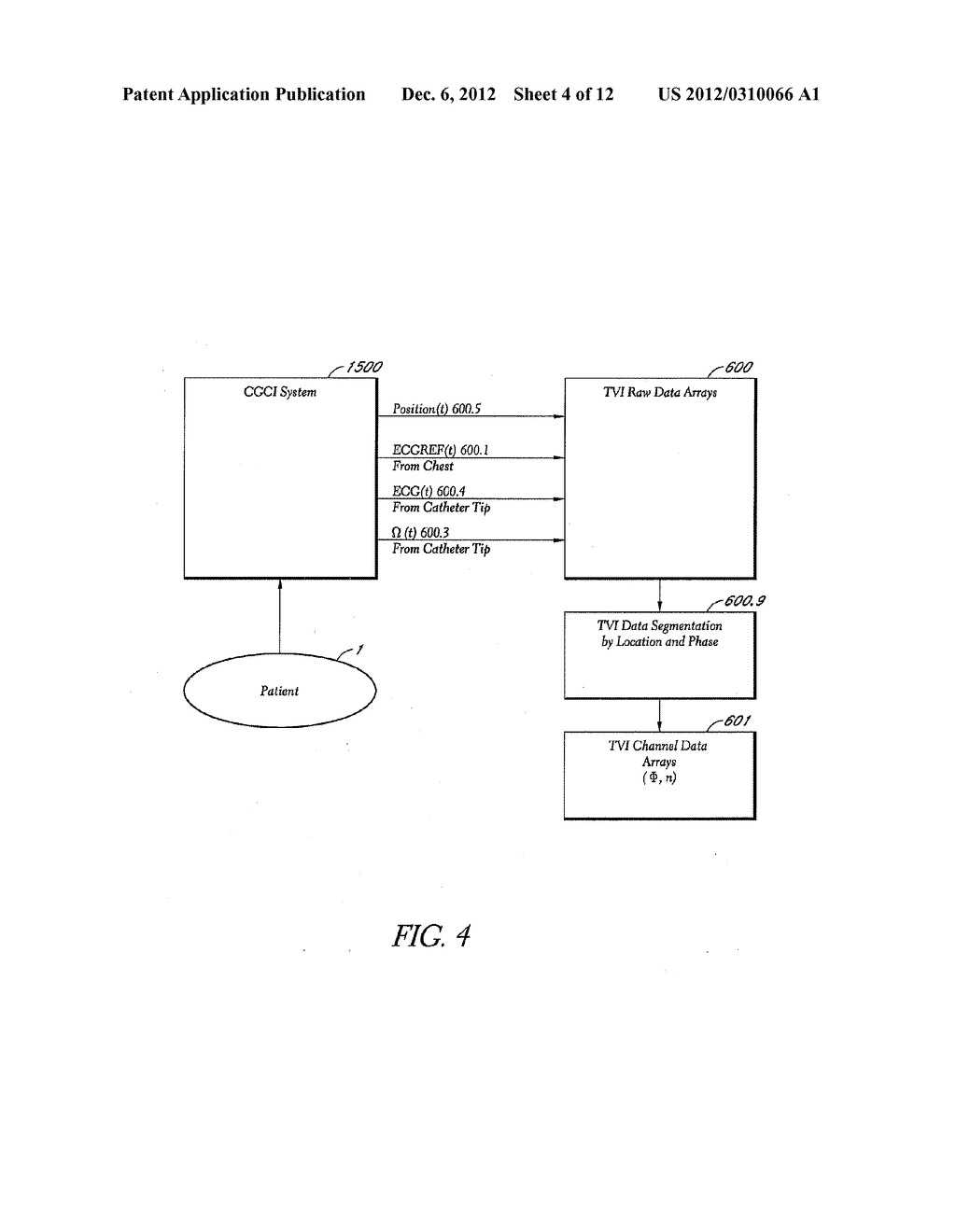 METHOD AND APPARATUS FOR CREATING A HIGH RESOLUTION MAP OF THE ELECTRICAL     AND MECHANICAL PROPERTIES OF THE HEART - diagram, schematic, and image 05