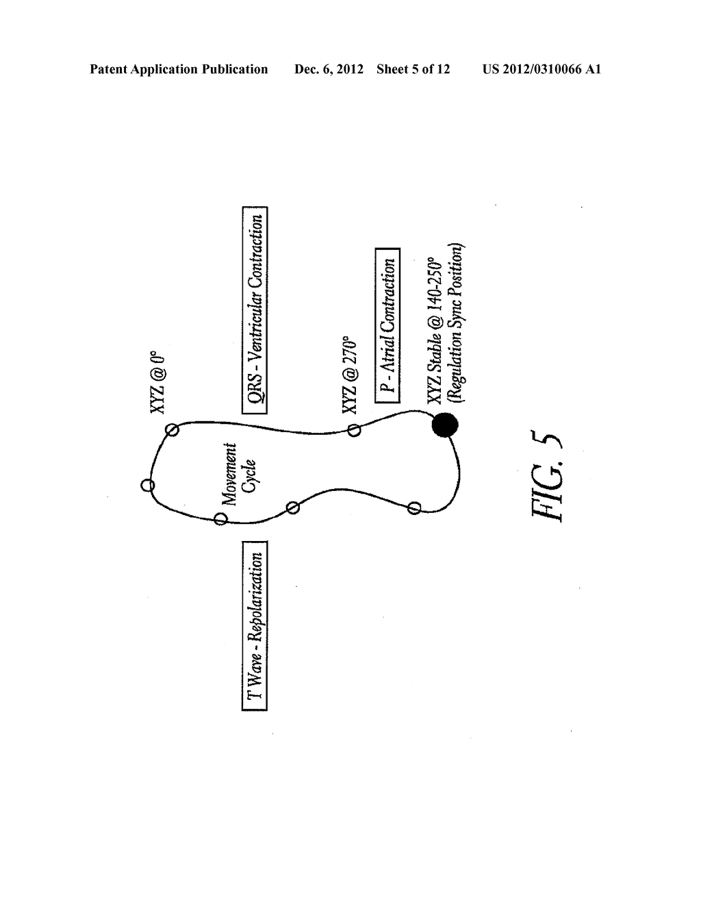 METHOD AND APPARATUS FOR CREATING A HIGH RESOLUTION MAP OF THE ELECTRICAL     AND MECHANICAL PROPERTIES OF THE HEART - diagram, schematic, and image 06