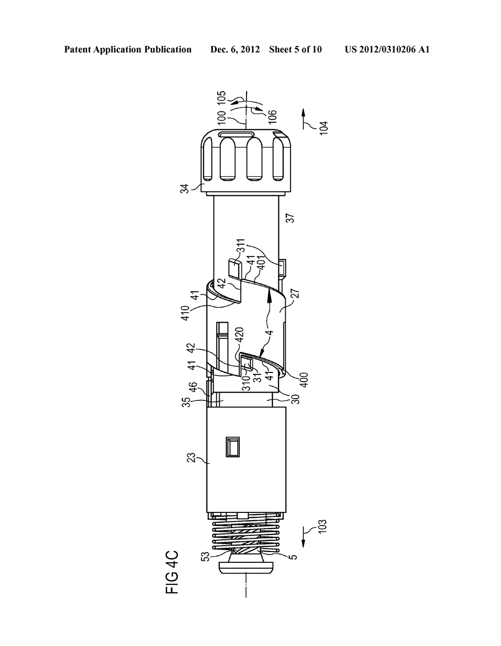 Injection Device - diagram, schematic, and image 06
