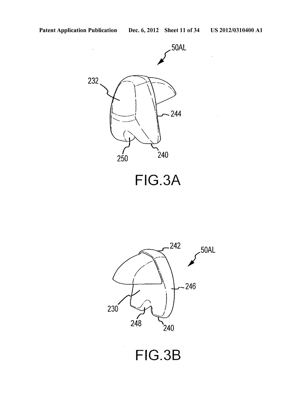 SYSTEM AND METHOD FOR MANUFACTURING ARTHROPLASTY JIGS - diagram, schematic, and image 12