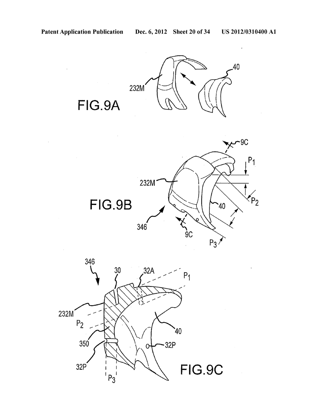 SYSTEM AND METHOD FOR MANUFACTURING ARTHROPLASTY JIGS - diagram, schematic, and image 21