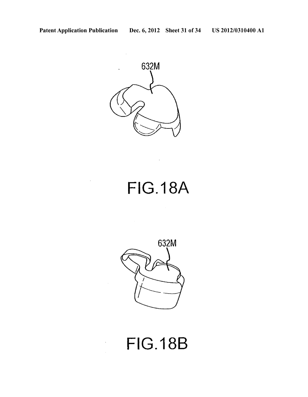 SYSTEM AND METHOD FOR MANUFACTURING ARTHROPLASTY JIGS - diagram, schematic, and image 32