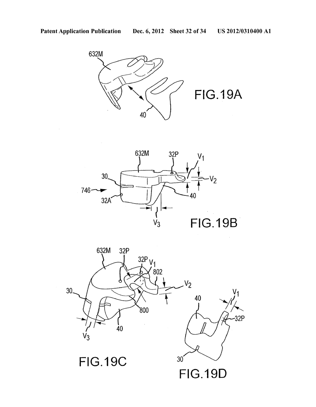 SYSTEM AND METHOD FOR MANUFACTURING ARTHROPLASTY JIGS - diagram, schematic, and image 33