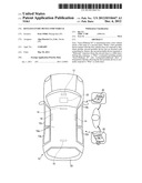 KEYLESS ENTRY DEVICE FOR VEHICLE diagram and image