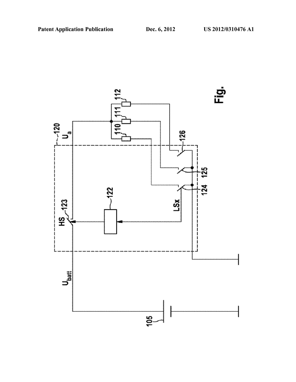 Method For Identifying A Short Circuit To The Positive Terminal Of Diagram Battery And Device Carrying Out Schematic Image