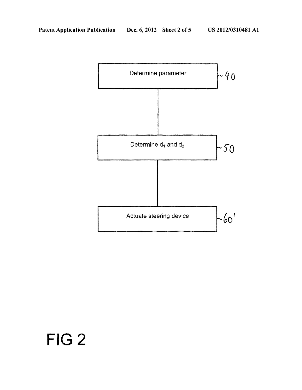 METHOD FOR OPERATING A DRIVER ASSISTANCE SYSTEM OF A MOTOR VEHICLE AND     DRIVER ASSISTANCE SYSTEM FOR A MOTOR VEHICLE - diagram, schematic, and image 03