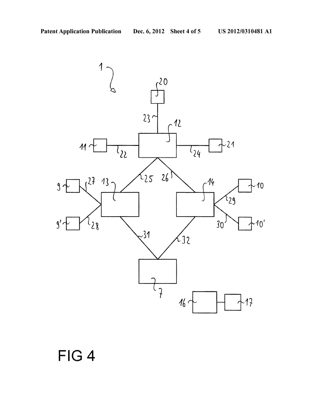 METHOD FOR OPERATING A DRIVER ASSISTANCE SYSTEM OF A MOTOR VEHICLE AND     DRIVER ASSISTANCE SYSTEM FOR A MOTOR VEHICLE - diagram, schematic, and image 05