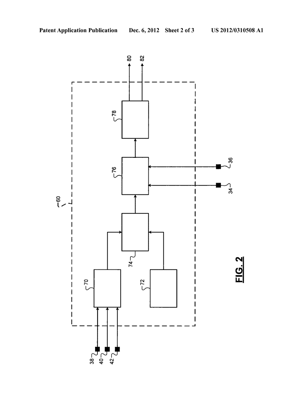 SYSTEM AND METHOD FOR DETECTING FAILURES OF MASS AIRFLOW SENSORS IN A     PARALLEL INTAKE ENGINE - diagram, schematic, and image 03