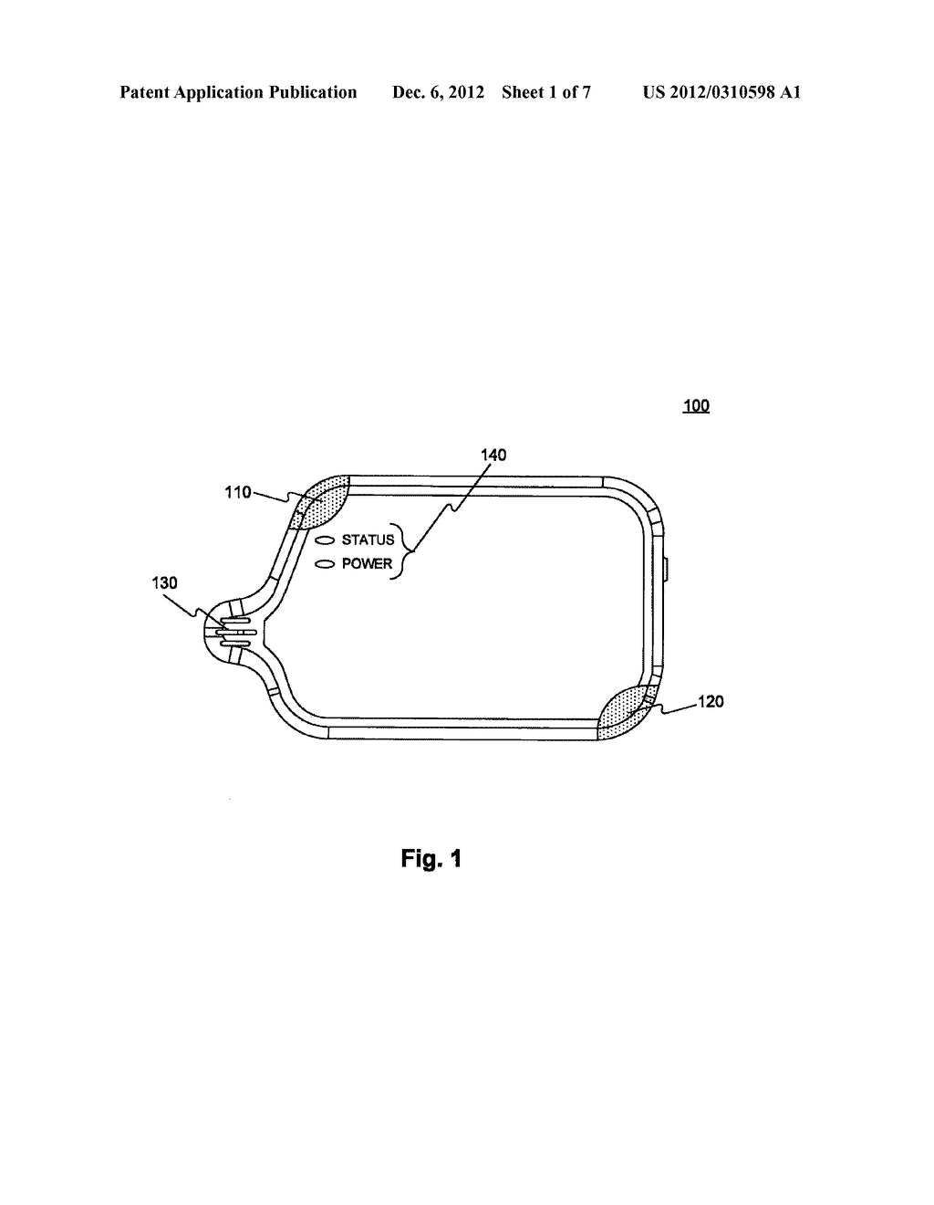 PORTABLE COMPUTING DEVICE AND METHOD FOR ASSET MANAGEMENT IN A LOGISTICS     SYSTEM - diagram, schematic, and image 02
