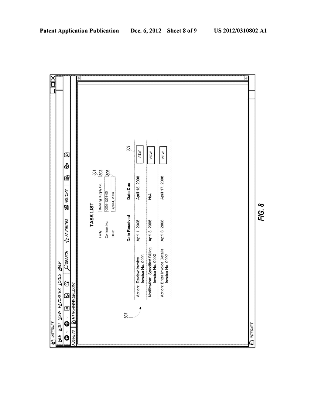 CONSTRUCTION PAYMENT MANAGEMENT SYSTEMS AND METHODS WITH SPECIFIED BILLING     FEATURES - diagram, schematic, and image 09