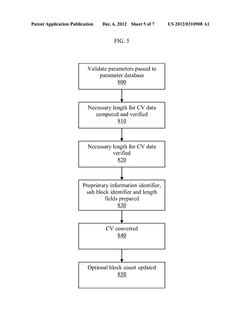 METHOD OF PARSING OPTIONAL BLOCK DATA - diagram, schematic, and image 06
