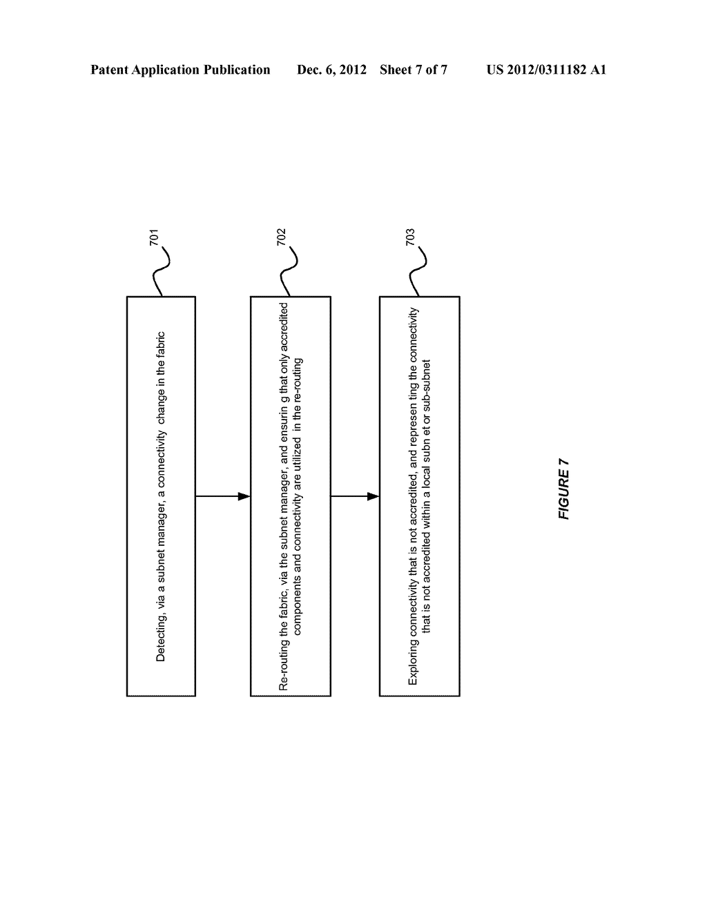 SYSTEM AND METHOD FOR SUPPORTING CONTROLLED RE-ROUTING IN AN INFINIBAND     (IB) NETWORK - diagram, schematic, and image 08