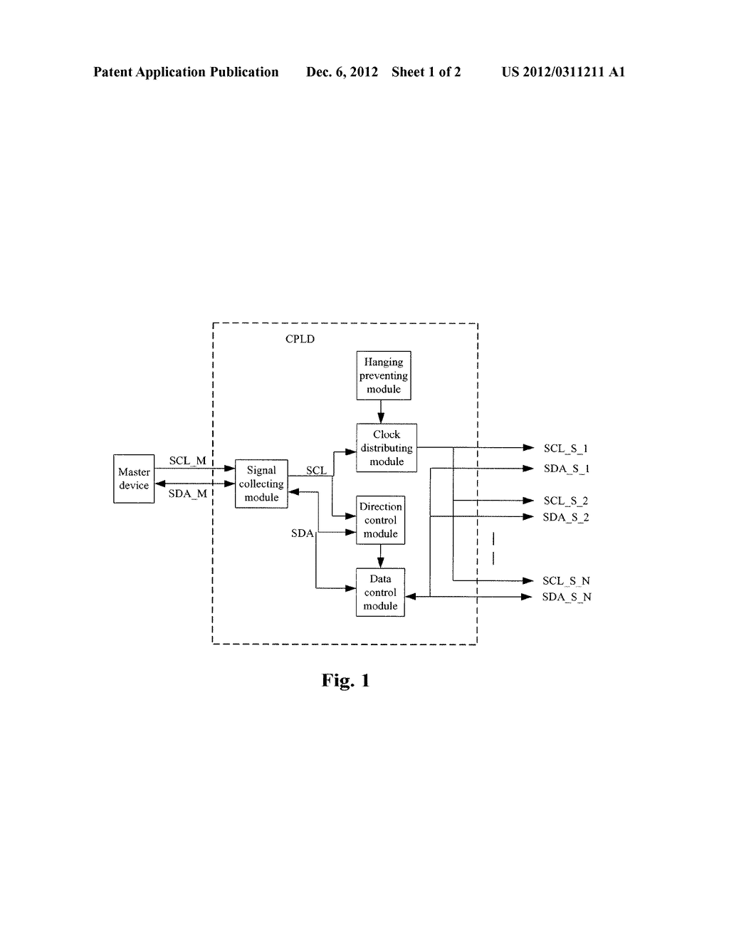 METHOD AND SYSTEM FOR CONTROLLING INTER-INTEGRATED CIRCUIT (I2C) BUS - diagram, schematic, and image 02