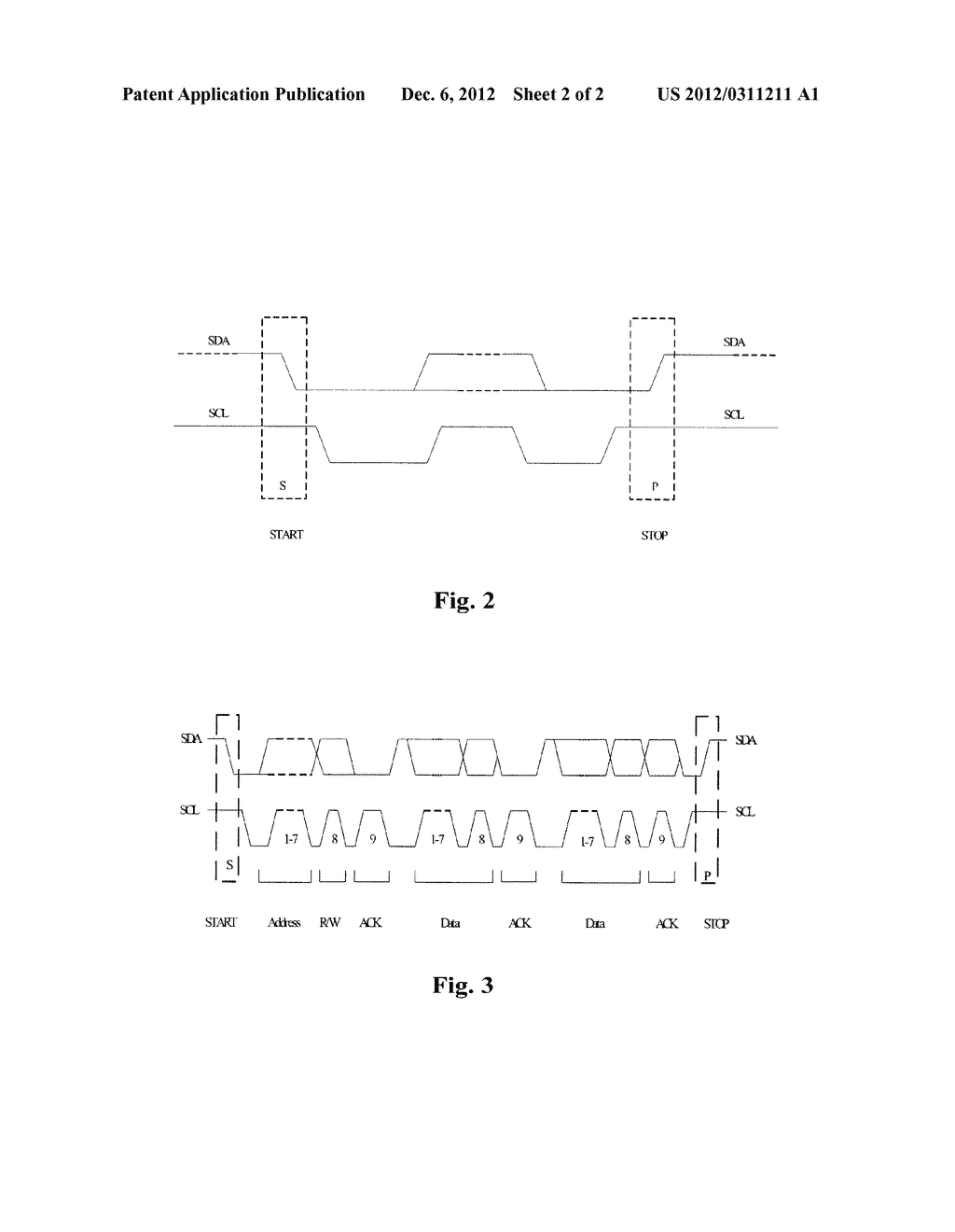 METHOD AND SYSTEM FOR CONTROLLING INTER-INTEGRATED CIRCUIT (I2C) BUS - diagram, schematic, and image 03