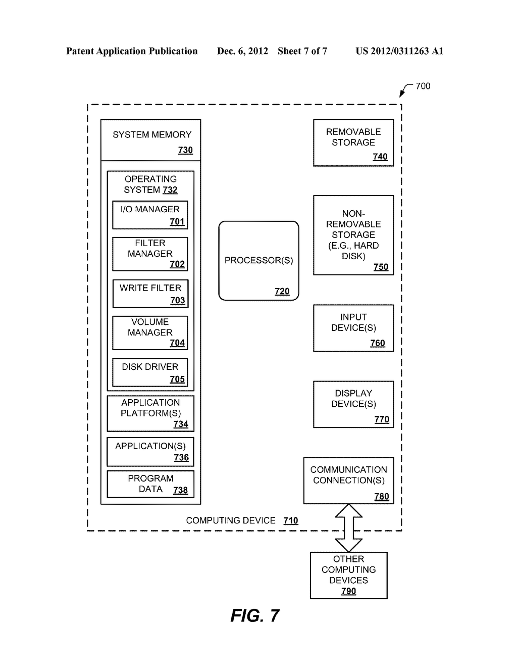 SECTOR-BASED WRITE FILTERING WITH SELECTIVE FILE AND REGISTRY EXCLUSIONS - diagram, schematic, and image 08