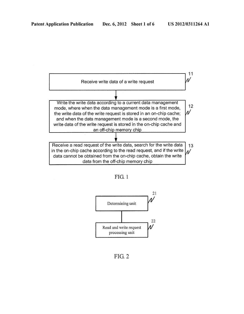 DATA MANAGEMENT METHOD, DEVICE, AND DATA CHIP - diagram, schematic, and image 02