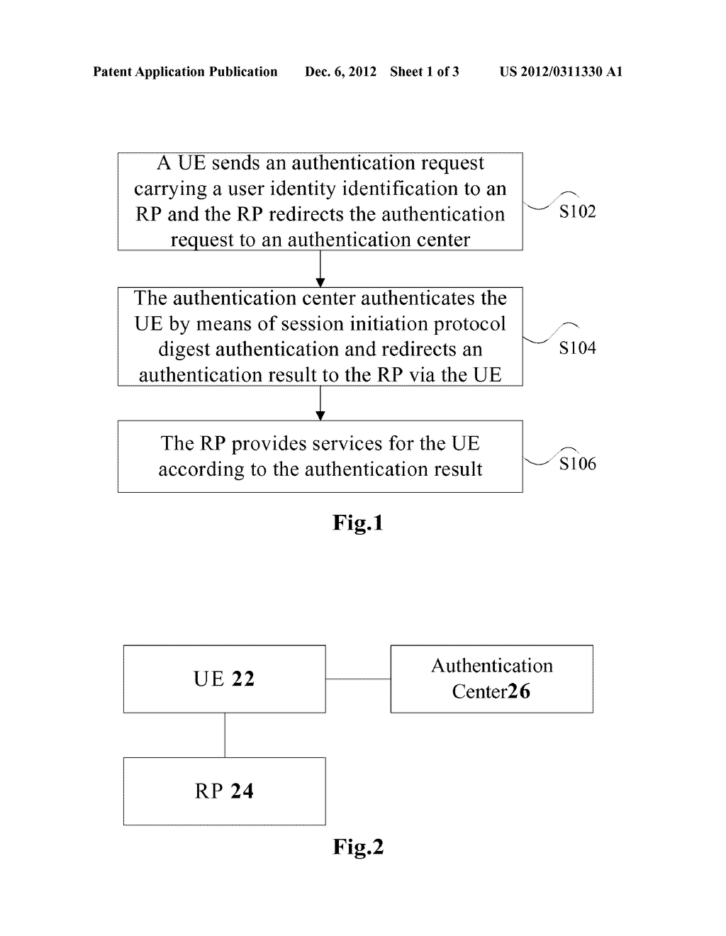 METHOD AND SYSTEM FOR SINGLE SIGN-ON - diagram, schematic, and image 02