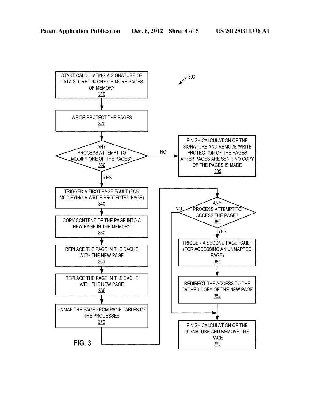 PERFORMING ZERO-COPY SENDS IN A NETWORKED FILE SYSTEM WITH CRYPTOGRAPHIC     SIGNING - diagram, schematic, and image 05