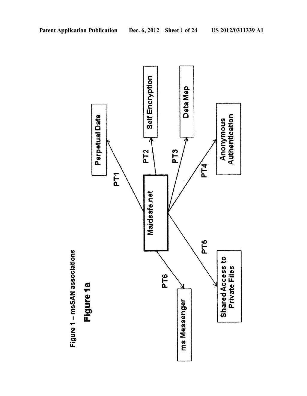 METHOD FOR STORING DATA ON A PEER-TO-PEER NETWORK - diagram, schematic, and image 02