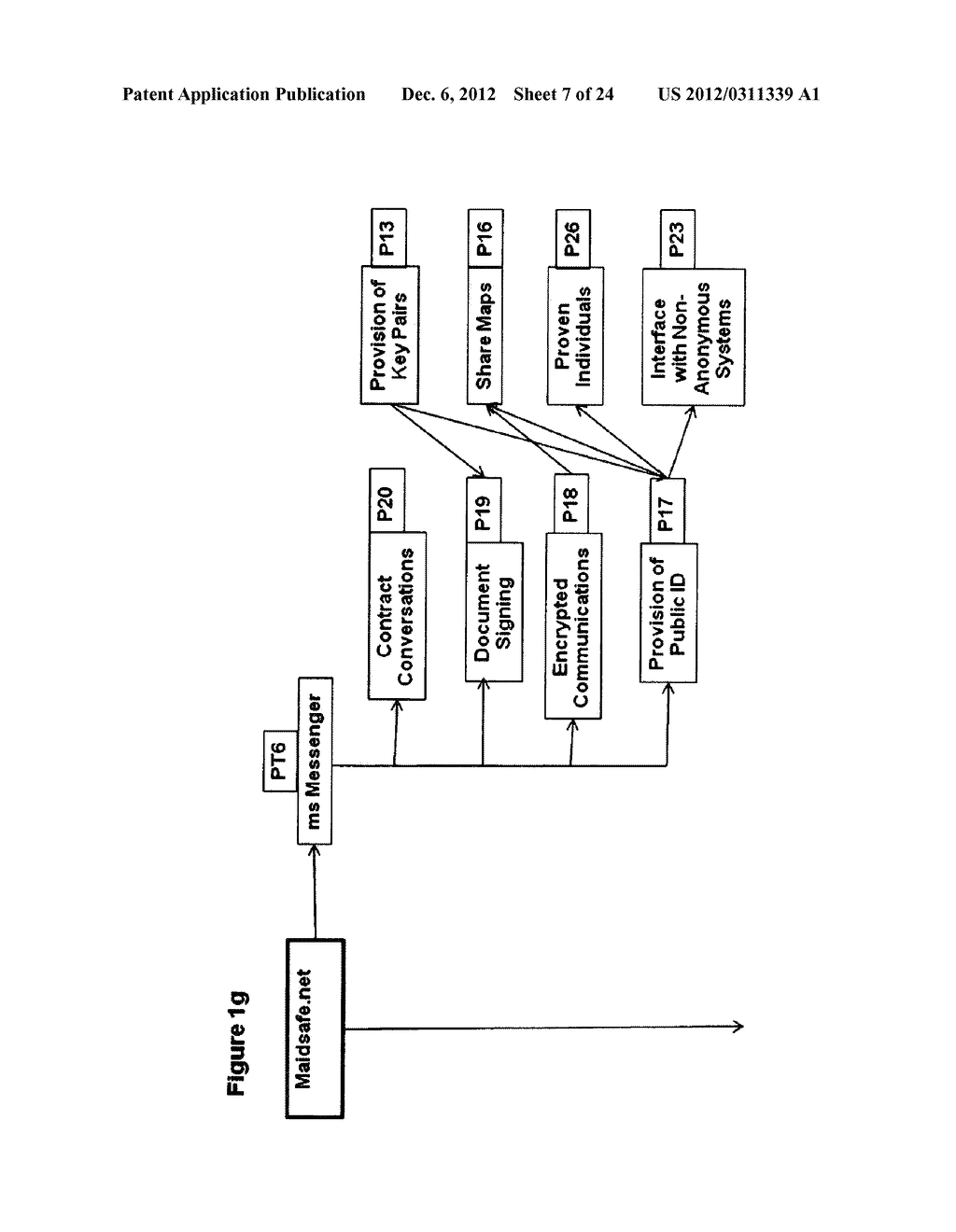 METHOD FOR STORING DATA ON A PEER-TO-PEER NETWORK - diagram, schematic, and image 08