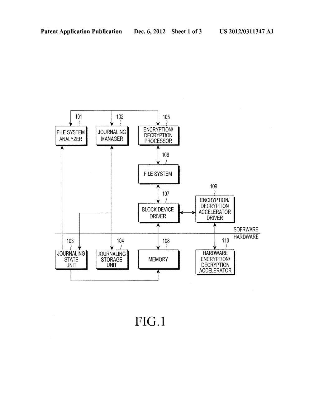 APPARATUS AND METHOD FOR PERFORMING ENCRYPTION AND DECRYPTION OF DATA IN     PORTABLE TERMINAL - diagram, schematic, and image 02