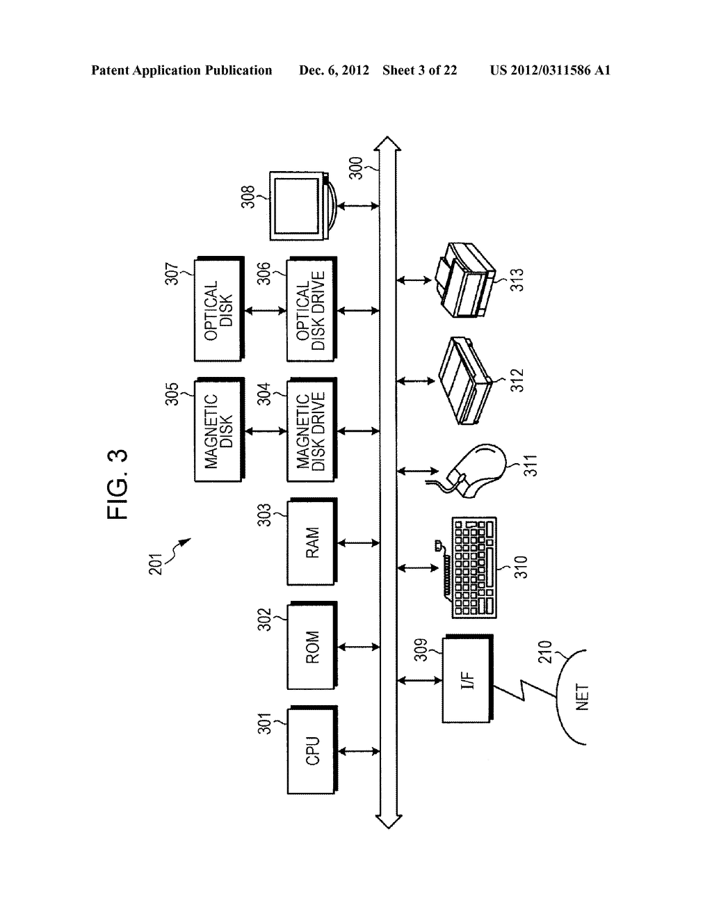 APPARATUS AND METHOD FOR PREDICTING A PROCESSING TIME OF A COMPUTER - diagram, schematic, and image 04