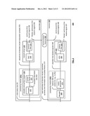 BRIDGED CONTROL OF MULTIPLE MEDIA DEVICES VIA A SELECTED USER INTERFACE IN     A WIRELESS MEDIA NETWORK diagram and image