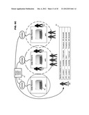 SERVICE/MOBILITY DOMAIN WITH HANDOVER FOR PRIVATE SHORT-RANGE WIRELESS     NETWORKS diagram and image